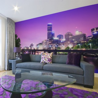 Φωτοταπετσαρία - Yarra river - Melbourne