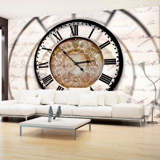 Φωτοταπετσαρία - Clock movement