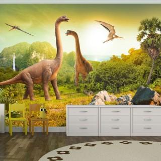 Φωτοταπετσαρία - Dinosaurs