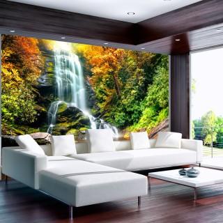 Αυτοκόλλητη φωτοταπετσαρία - Amazing wonder of nature