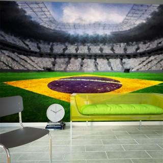 Φωτοταπετσαρία - Brazilian stadium