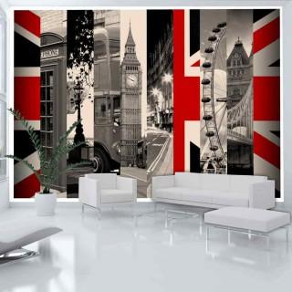 Φωτοταπετσαρία - Symbols of London