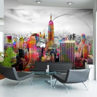 Φωτοταπετσαρία - Colors of New York City II