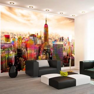 Φωτοταπετσαρία - Colors of New York City III