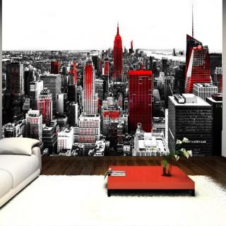 Αυτοκόλλητη φωτοταπετσαρία - Sin city