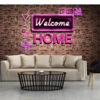 Φωτοταπετσαρία - Welcome home
