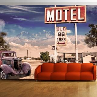 Φωτοταπετσαρία - Old motel