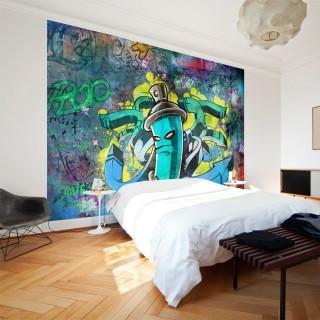 Φωτοταπετσαρία - Graffiti maker