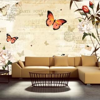Φωτοταπετσαρία - Melodies of butterflies