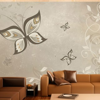 Φωτοταπετσαρία - Butterfly wings