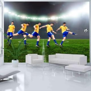 Φωτοταπετσαρία - Great footballer