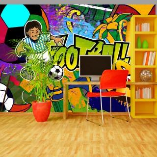 Φωτοταπετσαρία - Football Cup
