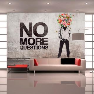 Φωτοταπετσαρία - No more questions