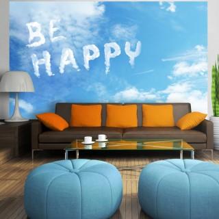 Φωτοταπετσαρία - Be happy