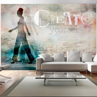 Φωτοταπετσαρία - Create yourself