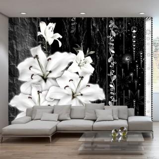 Φωτοταπετσαρία - Crying lilies