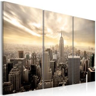 Πίνακας - Evening in New York