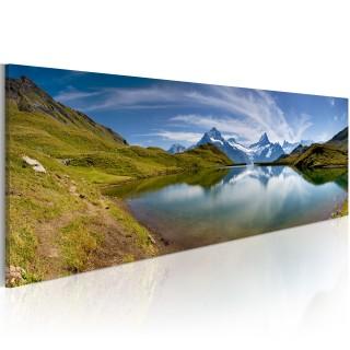 Πίνακας - Mountain lake