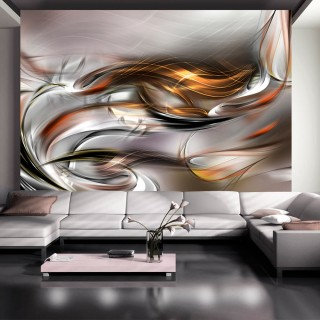 Φωτοταπετσαρία - Golden cloud
