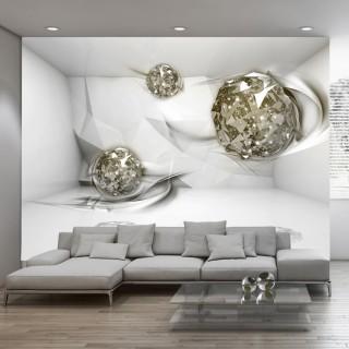 Φωτοταπετσαρία - Abstract Diamonds