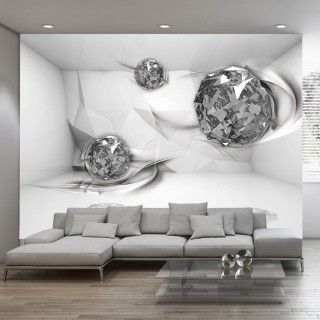 Φωτοταπετσαρία - Diamond chamber