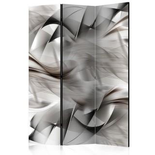 διαχωριστικό με 3 τμήματα - Abstract braid [Room Dividers]