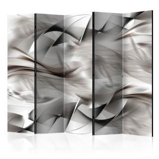 διαχωριστικό με 5 τμήματα - Abstract braid II [Room Dividers]