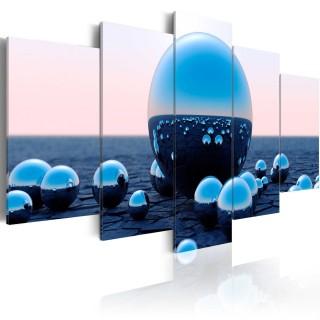 Πίνακας - Floating Balls