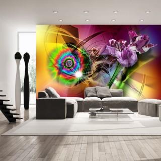 Φωτοταπετσαρία - Magic Light of Colors