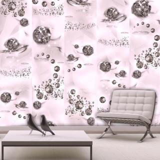 Φωτοταπετσαρία - Pink Jewels
