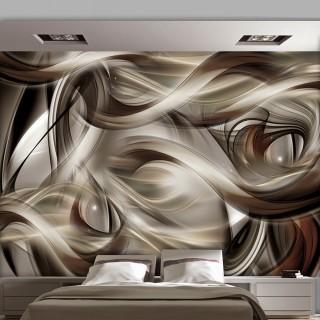 Φωτοταπετσαρία - Brown Revelry