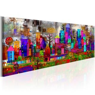 Πίνακας - Fantasy City