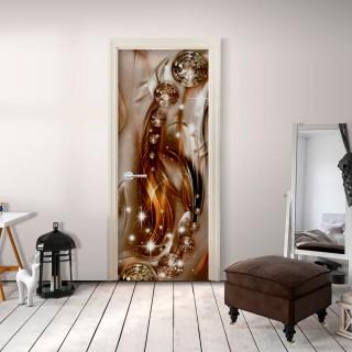 Φωτοταπετσαρία πόρτας - Photo wallpaper – Abstraction I