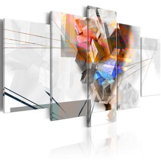 Πίνακας - Abstract Tower