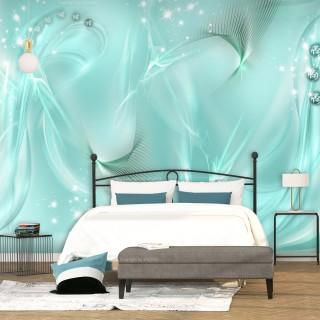 Αυτοκόλλητη φωτοταπετσαρία - Enchanted Turquoise