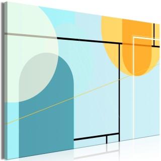 Πίνακας - Arranged Ocean (1 Part) Wide