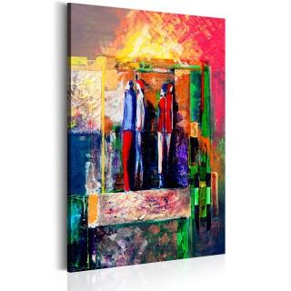 Πίνακας - Next Stop: Modernity