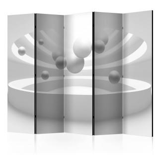 διαχωριστικό με 5 τμήματα -  Temple of the Future II [Room Dividers]