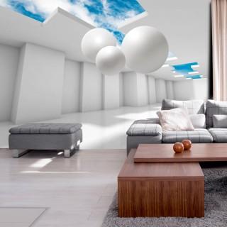 Φωτοταπετσαρία - Architecture of the Future