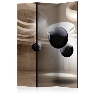 διαχωριστικό με 3 τμήματα -  Geometric Glare [Room Dividers]