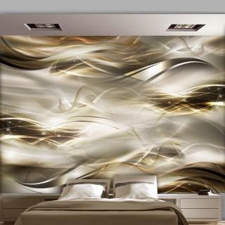 Αυτοκόλλητη φωτοταπετσαρία - Amber River