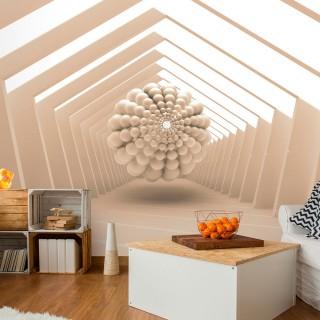 Φωτοταπετσαρία - Abstract Corridor