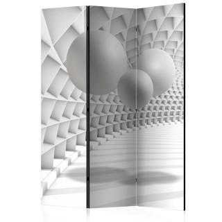 διαχωριστικό με 3 τμήματα - Abstract Tunnel [Room Dividers]