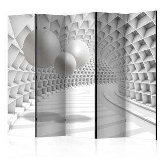 διαχωριστικό με 5 τμήματα - Abstract Tunnel II [Room Dividers]