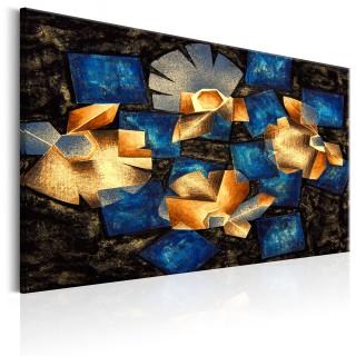 Πίνακας - Geometrical Flowers