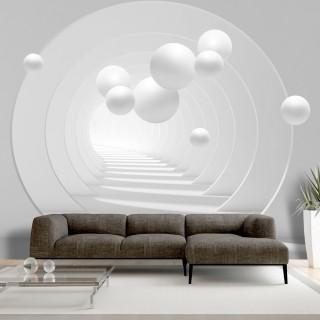 Αυτοκόλλητη φωτοταπετσαρία - 3D Tunnel