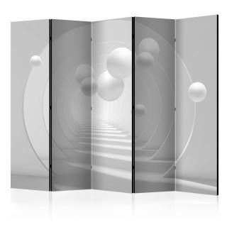 διαχωριστικό με 5 τμήματα - 3D Tunnel II [Room Dividers]