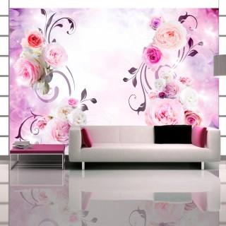 Φωτοταπετσαρία - Rose variations