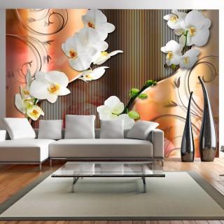 Φωτοταπετσαρία - Orchid