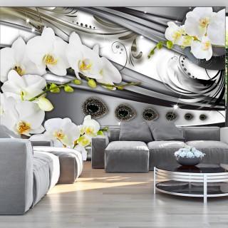 Φωτοταπετσαρία - Orchids & jewelry